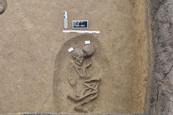 이집트 나일 삼각주서 선사시대 매장 무덤 110기 발굴