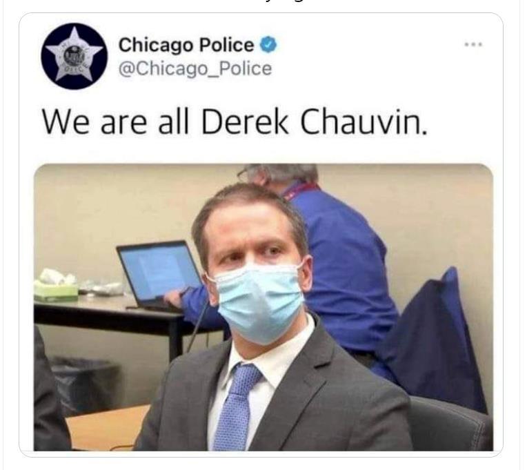시카고 경찰의 '조작 트윗' 삭제 요구에 트위터 요지부동