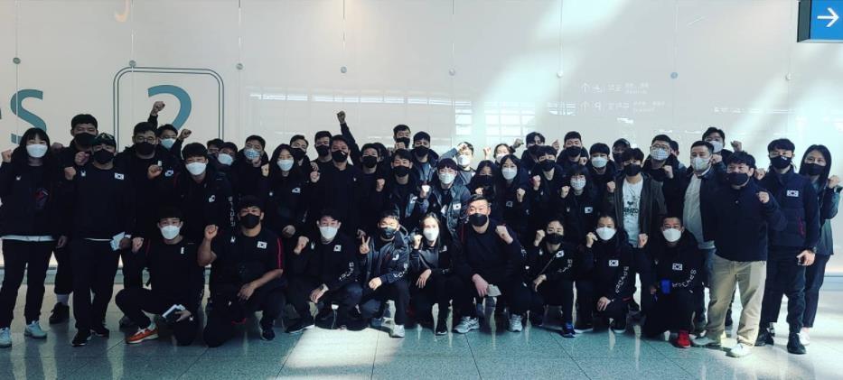 레슬링 대표팀, 코로나19 무더기 추가 확진…총 22명