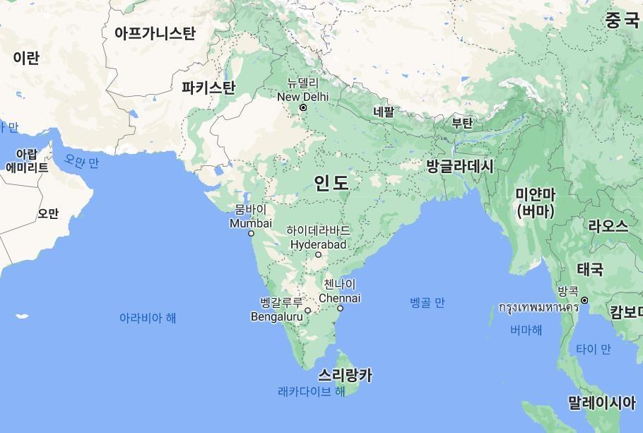 """중국, 인도 인접 방글라서 """"역외대국의 동맹 규합 막아야"""""""