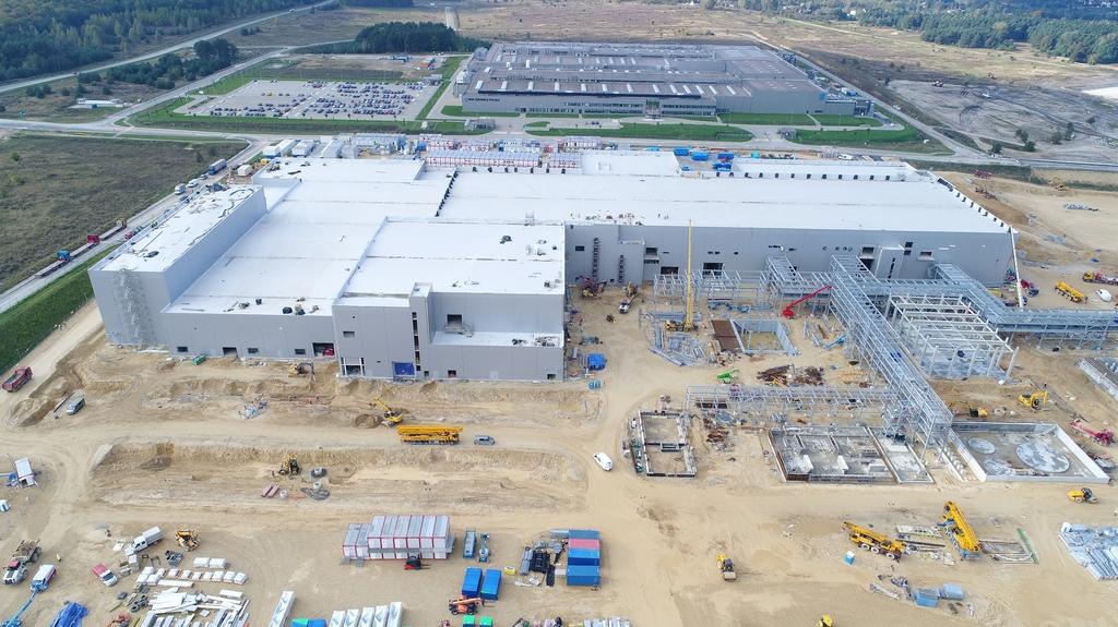 SKIET, 폴란드 공장에서 100% 친환경 전력 사용