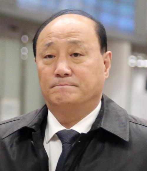 """""""신홍철 주러 북한 대사, 겸임국 카자흐 대통령에 신임장 제정"""""""