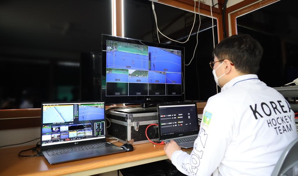 대한하키협회, 국내 대회 온라인 중계 채널 확대