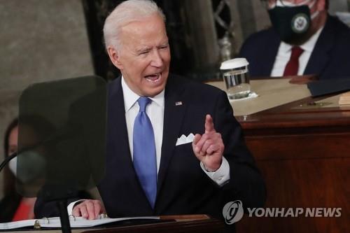 [바이든 의회연설] '외교·억지' 동시에…북핵 '양면카드' 통할까