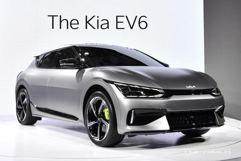 기아 전기차 EV6
