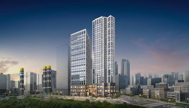 HDC아이앤콘스, 도시생활형주택 `신공덕 아이파크` 4월 공급