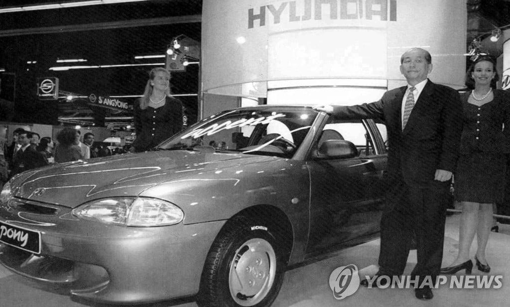 전성원 前현대자동차 부회장 별세…향년 88세