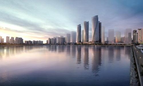 가점 낮은 2030세대, 주거용 오피스텔에 대한 관심 증가... `더샵 송도아크베이` 4월 분양