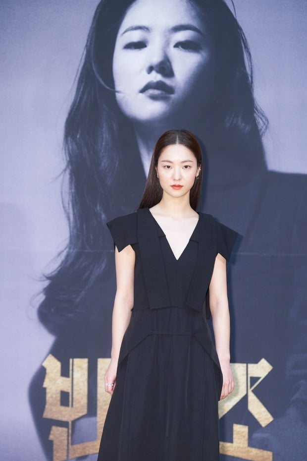 배우 전여빈 /사진제공=tvN