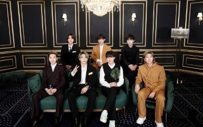 방탄소년단, 60주 연속 <br>美 '빌보드 200' 차트인