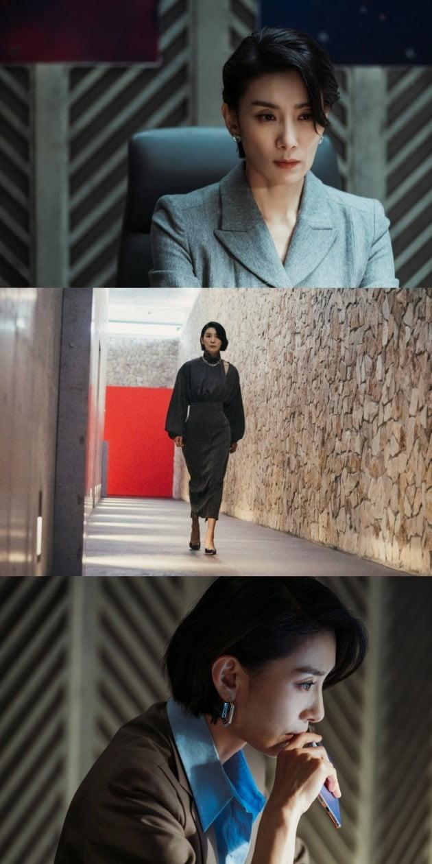 '마인' 스틸컷./사진제공=tvN