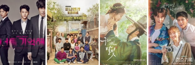박보검 출연작/ 사진=KBS, tvN