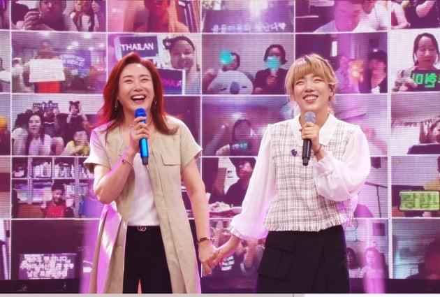 주현미(왼쪽), 임수연/ 사진=SBS 제공