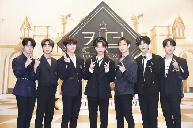 그룹 스트레이키즈./사진제공=Mnet