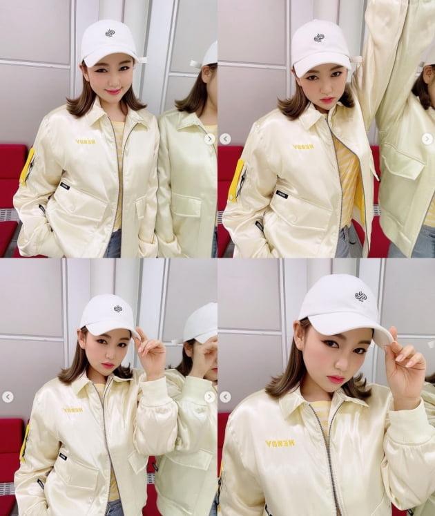 가수 송가인 /사진 = 송가인 인스타그램