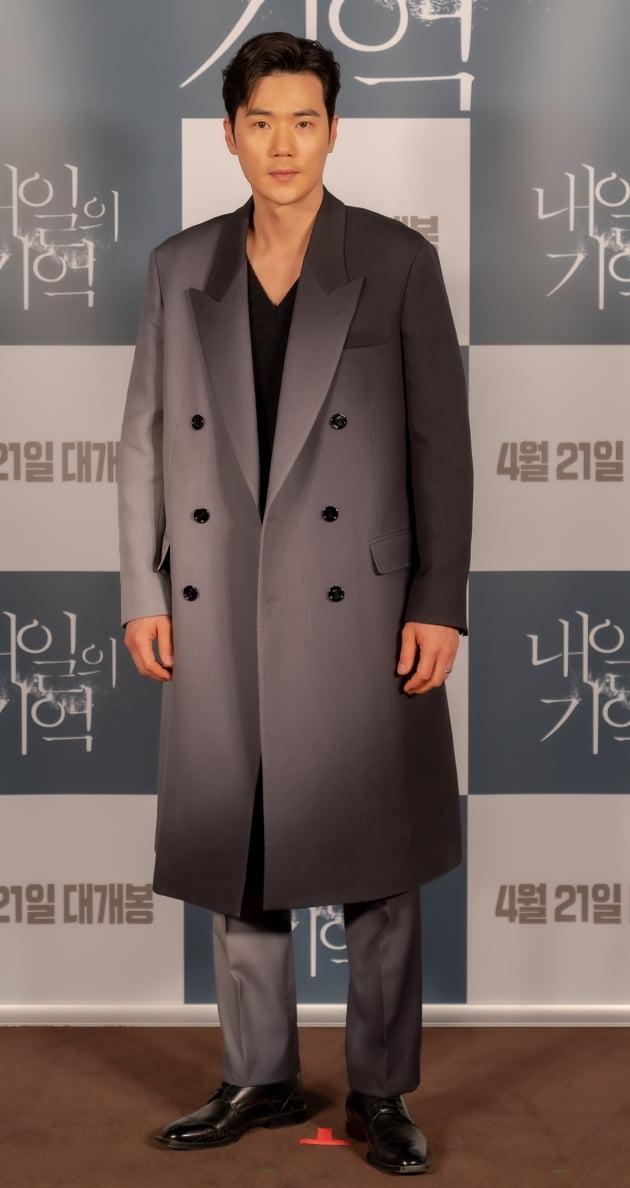 영화 '내일의 기억' 김강우./ 사진제공=㈜아이필름 코퍼레이션/CJ CGV㈜