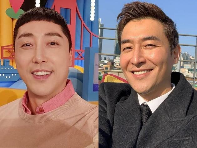 /사진=손헌수, 김인석 인스타그램