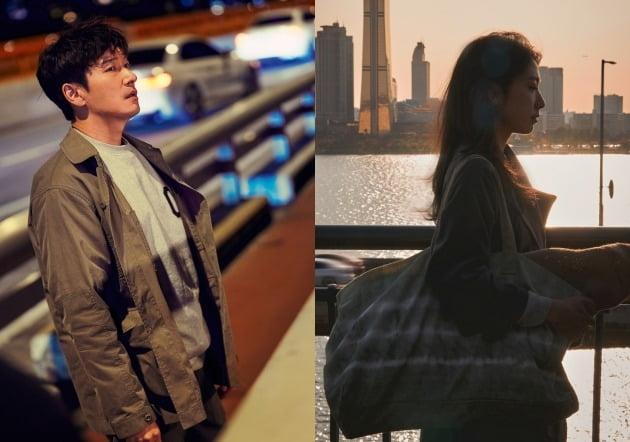 '시지프스' 조승우(왼쪽), 박신혜 / 사진제공=드라마하우스 스튜디오, JTBC 스튜디오