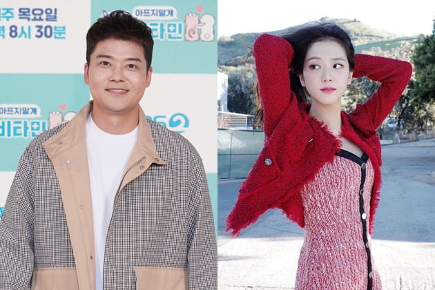 """'이혜성♥' 전현무 """"블랙핑크 지수 봤을 때 '헉' 했다"""""""