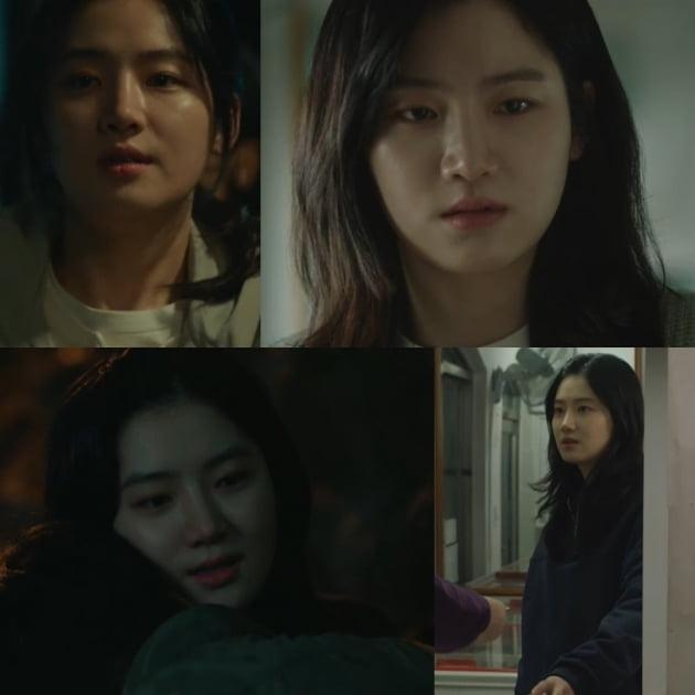 /사진=tvN 수목드라마 '마우스' 방송화면