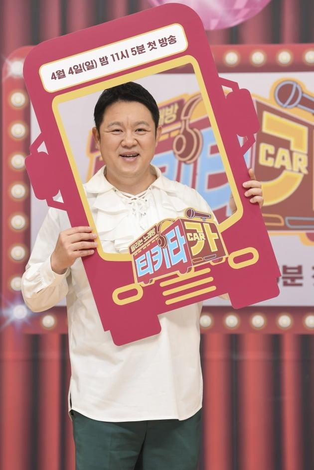 '티키타카' MC 김구라/ 사진=SBS 제공