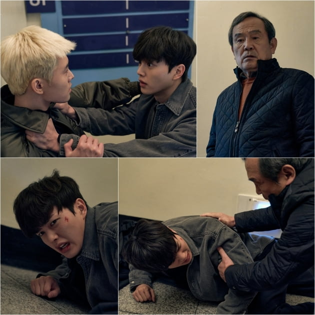 '나빌레라' 송강-김권./ 사진제공=tvN