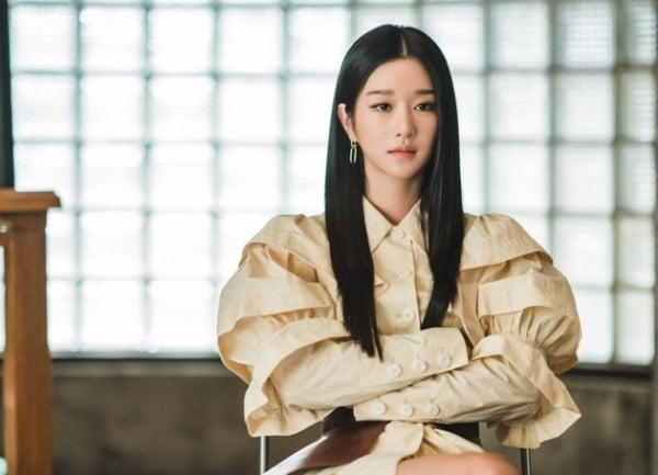 드라마 '사이코지만 괜찮아'의 배우 서예지 / 사진제공=tvN