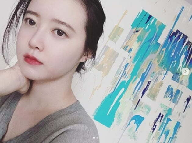 구혜선./사진=구혜선 인스타그램