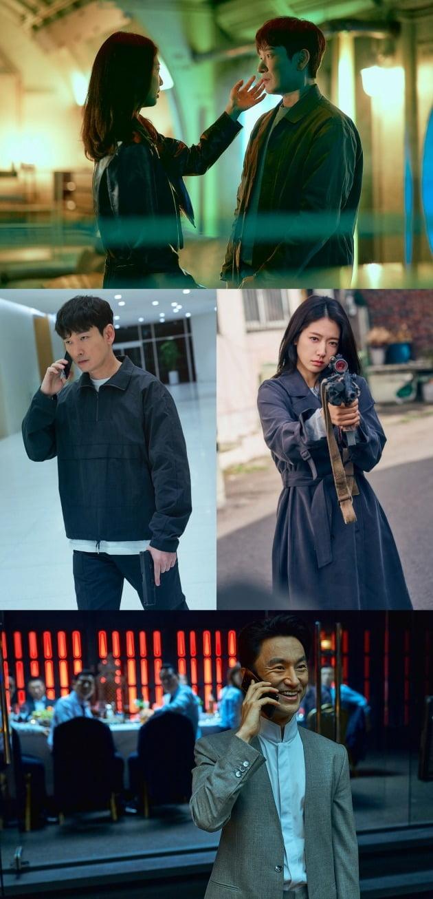 '시지프스'이 종영을 앞두고 있다. / 사진제공=드라마하우스 스튜디오, JTBC 스튜디오