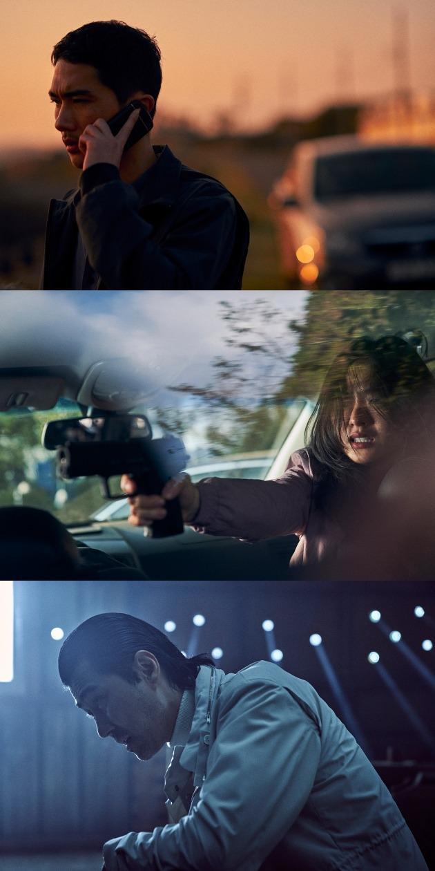 영화 '낙원의 밤' 스틸 / 사진제공=넷플릭스