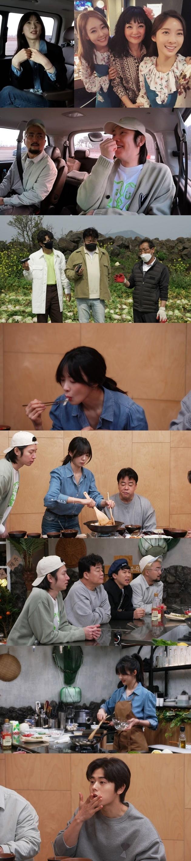 '맛남의 광장'에 배우 이청아가 게스트로 출연한다. / 사진제공=SBS