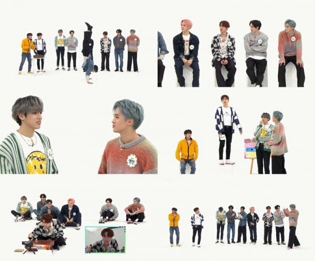 '주간아이돌' / 사진 = MBC 에브리원 제공