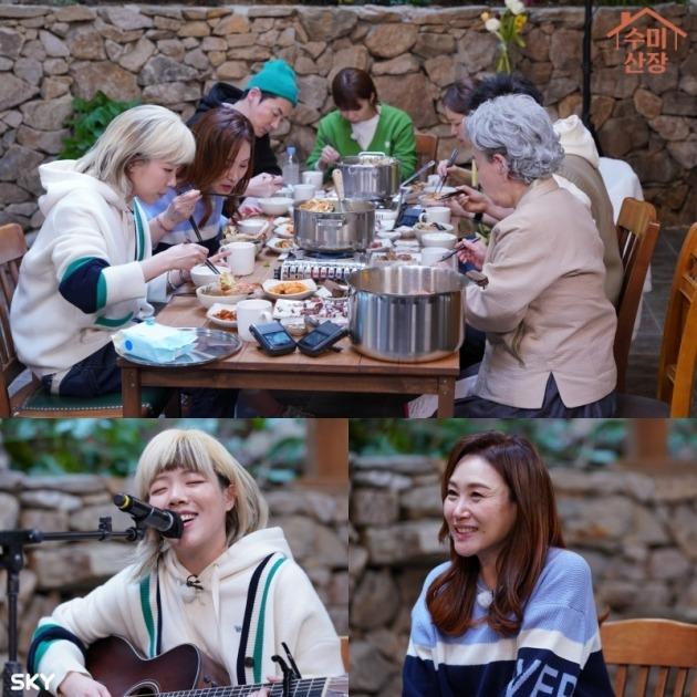 가수 주현미가 '수미산장'에 출연한다. / 사진제공=SKY, KBS