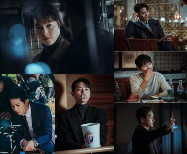 '빈센조' 송중기./사진제공=tvN