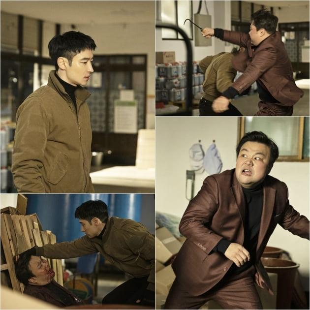 '모범택시' 2회 스틸컷/ 사진=SBS 제공