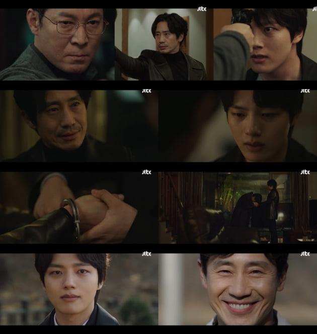 '괴물' 신하균 /사진=JTBC 방송화면 캡처