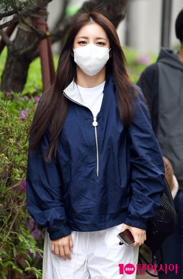 [TEN 포토] 브레이브걸스 유정 '꼬복좌의 맑은 눈동자'