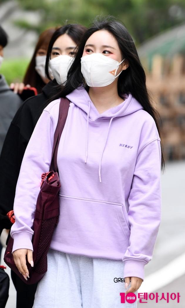 [TEN 포토] 브레이브걸스 민영 '점점 이뻐지네'