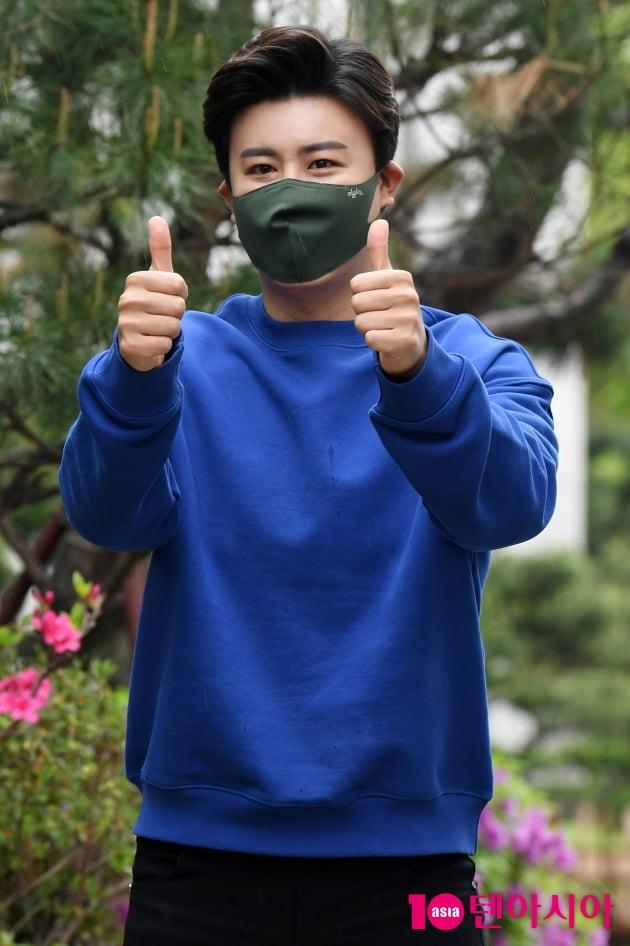 [TEN 포토] 진해성 '훈훈한 비주얼'