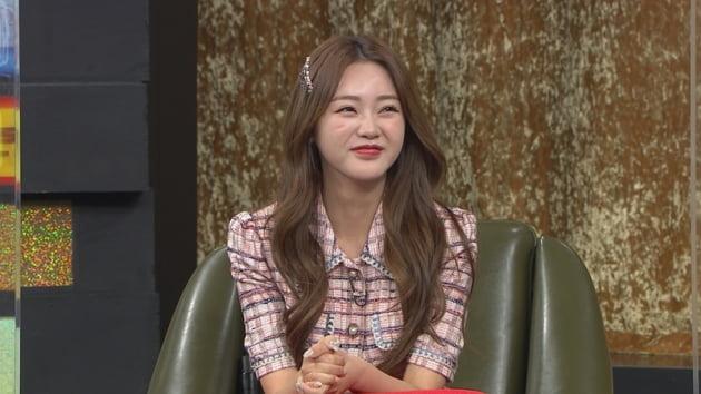 '비디오스타' 홍지윤 / 사진 = MBC에브리원 제공