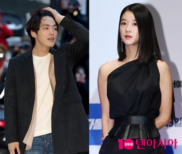 배우 김정현-서예지./ 사진=텐아시아DB