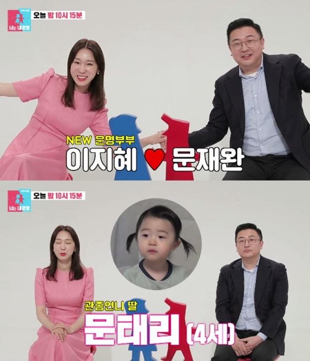 '동상이몽2' 이지혜 부부 / 사진 = SBS 영상 캡처