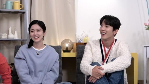 '옥탑방의 문제아들' 장나라(왼쪽), 정용화/ 사진=KBS2 제공