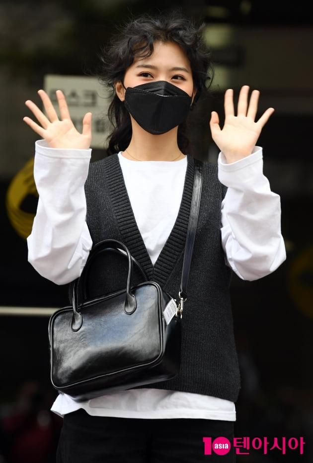 [TEN 포토] 스텔라장 '청초함 가득한 눈동자'