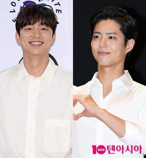 배우 공유(왼쪽), 박보검이 영화 '서복'을 통해 브로맨스 케미를 선보인다. / 사진=텐아시아DB