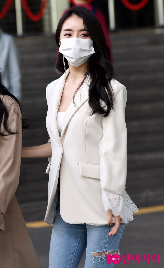 [TEN 포토] 설하윤 '오늘도 열일하는 미모'