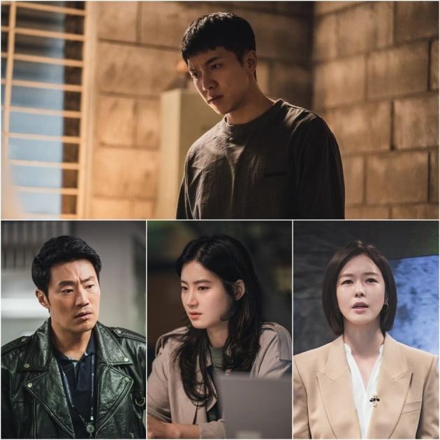 '마우스' 스틸컷./사진제공=tvN