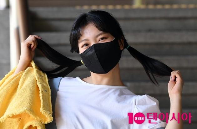 [TEN 포토] 요요미 '깜찍하게'