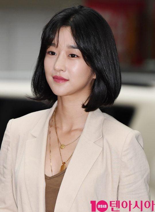 배우 서예지. /텐아시아DB