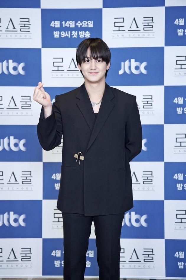 '로스쿨' 배우 김범./사진제공=JTBC